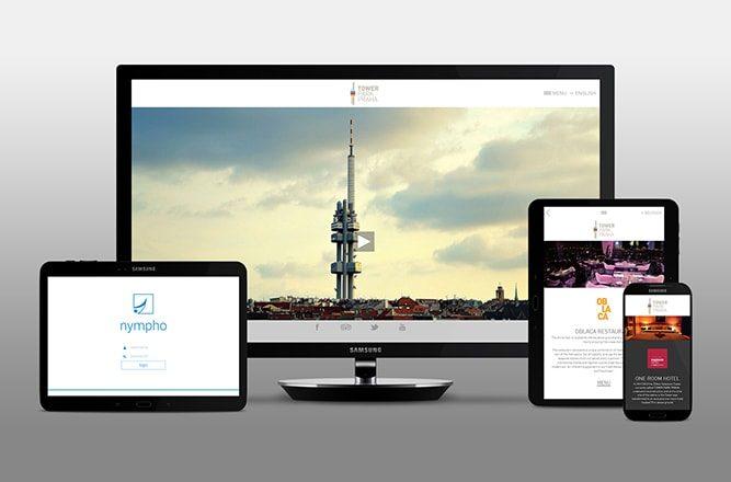 Tvorba webové prezentace pro Žižkovskou věž